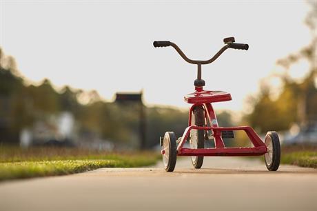 Rode driewieler
