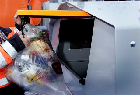 Plastic afval wordt straks aan huis ingezameld