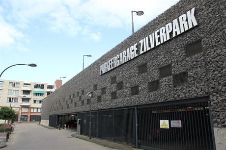 Parkeergarage Zilverpark