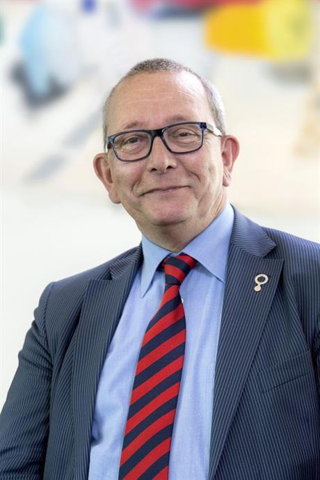 Wethouder John van Heuvel