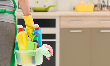 Huishoudelijke ondersteuning