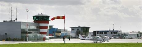Luchthaven Lelystad